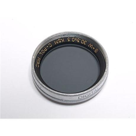 B+W 30.5mm Kasemann Circular Polariser thumbnail