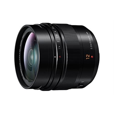 Panasonic 12mm F1.4 Asph DG Summilux thumbnail