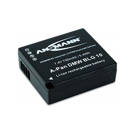 Ansmann DMW-BLG10 - Panasonic (LX100,TZ100,TZ80,GX80) thumbnail