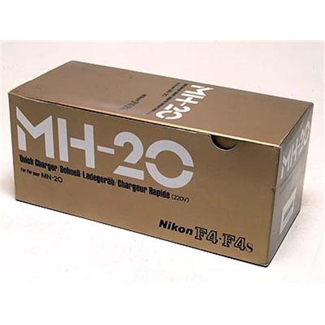 Nikon MH20 Quick Charger thumbnail