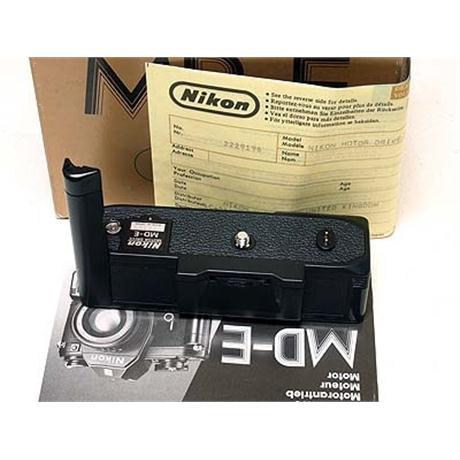 Nikon MDE Motordrive thumbnail