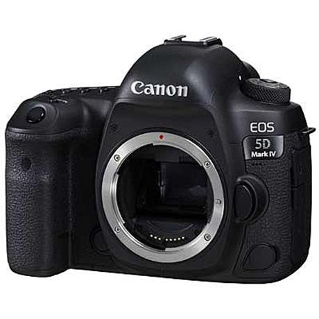 EOS 5D IV Body Only ~ Canon Double Winter Cashback Black Friday thumbnail