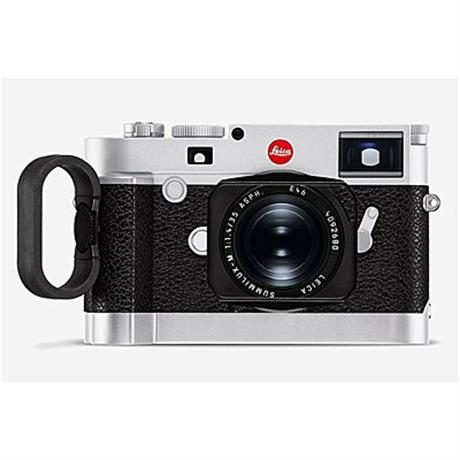 Leica Handgrip Black Chrome M10 24018 thumbnail