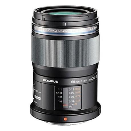 60mm F2.8 ED Macro M.Zuiko + Free Olympus Hood worth £49 _ SALE thumbnail