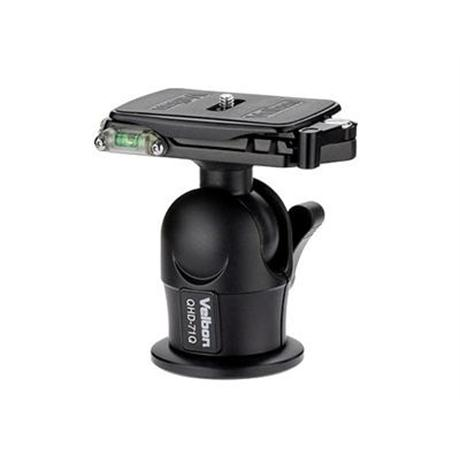 Velbon QHD-71Q Ball Head - Large Q/R Plate thumbnail