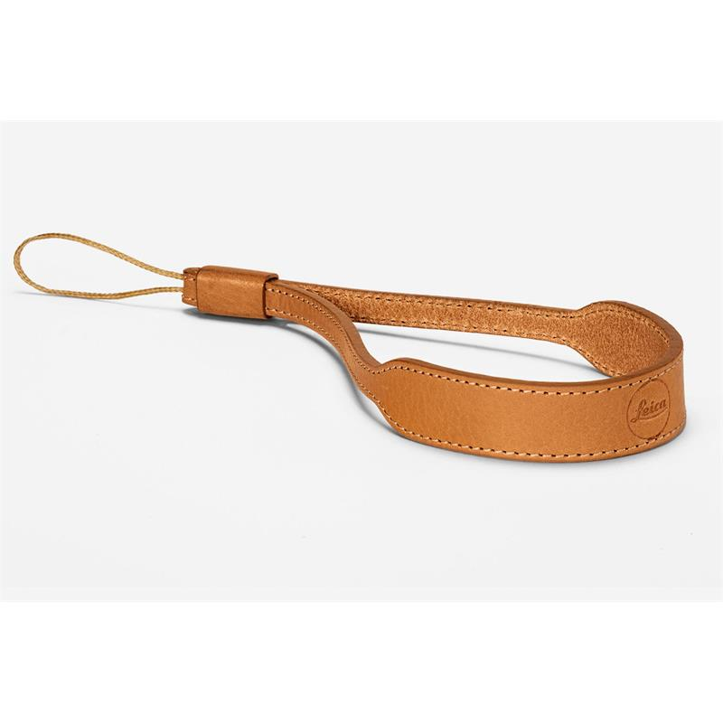 Leica D-Lux Wrist Strap 19564 - Brown Image 1