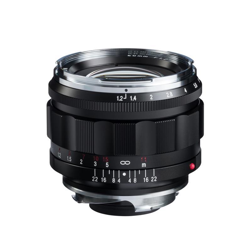 Voigtlander 50mm F1.2 Asph Nokton - Sony E Image 1