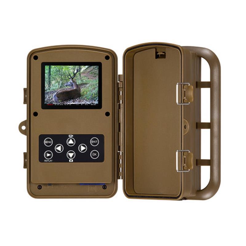 Minox DTC 390 Trail Camera - Brown  Image 1
