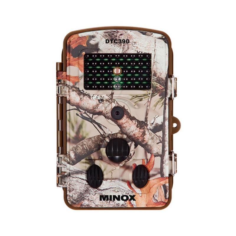 Minox DTC390 Brown Trail Camera Thumbnail Image 0