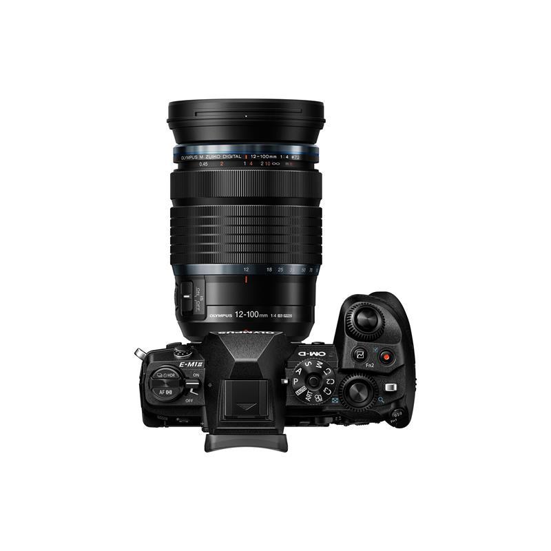 Olympus OM-D E-M1 II + 12-100mm Pro Thumbnail Image 0