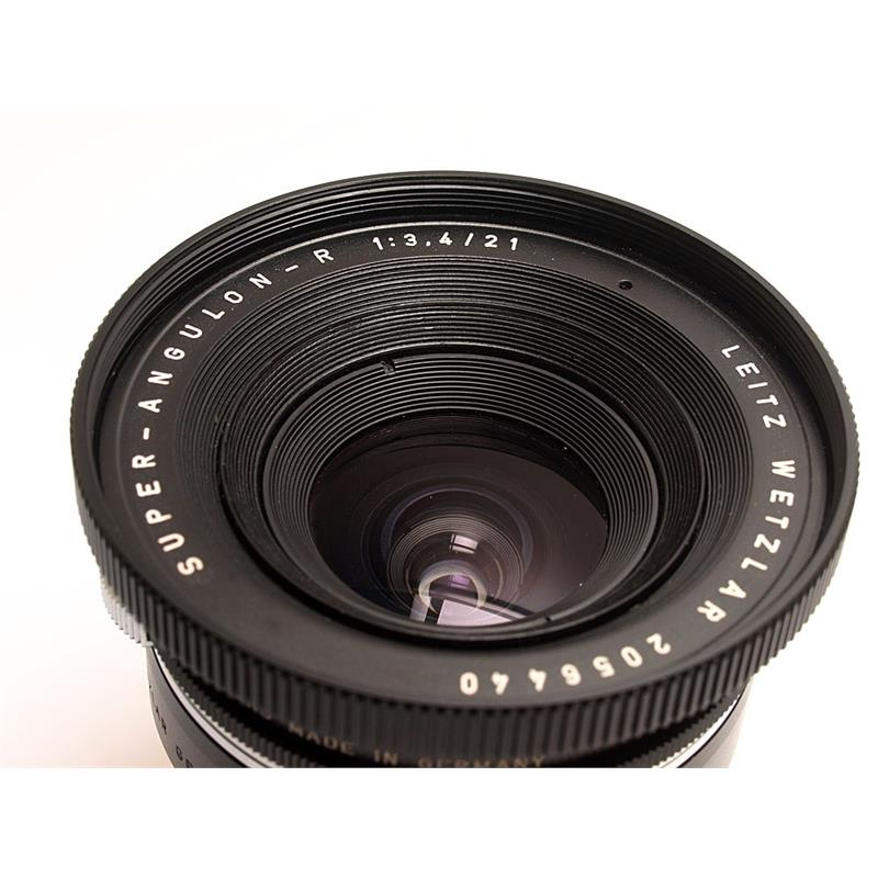 Leica 21mm F3.4 R + 22228 M Adapter Thumbnail Image 1