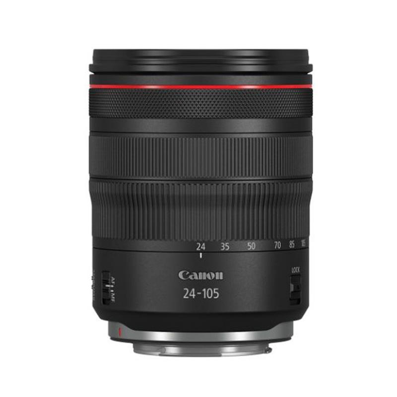 Canon EOS R + 24-105mm RF F4-7.1 IS STM RF + Mount Adapter EF ~ Claim £150 Cashback Thumbnail Image 1