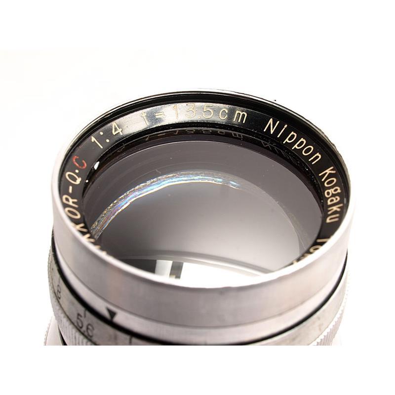 Nikon 135mm F4 QC Thumbnail Image 1