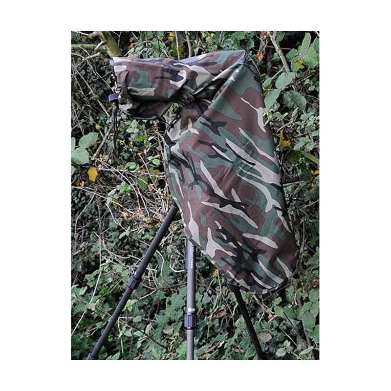 Matin Camouflage Rain Cover - Large Thumbnail Image 2