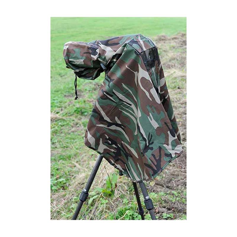 Matin Camouflage Rain Cover - Large Thumbnail Image 0