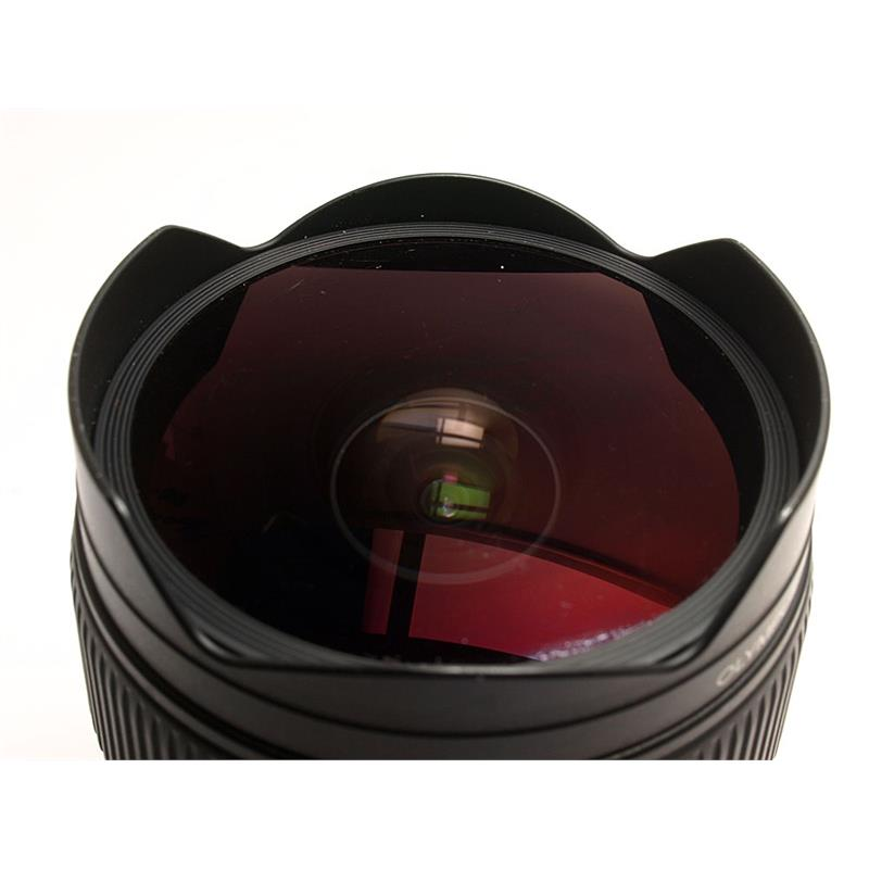 Olympus 8mm F3.5 FishEye ED Zuiko Thumbnail Image 1