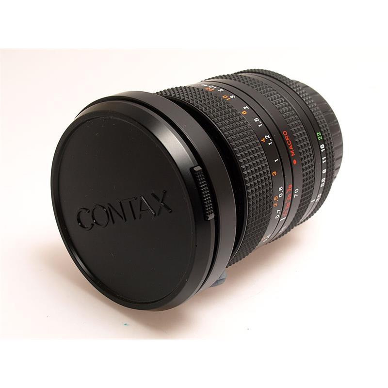 Contax 28-70mm F3.5-4.5 MM Thumbnail Image 0
