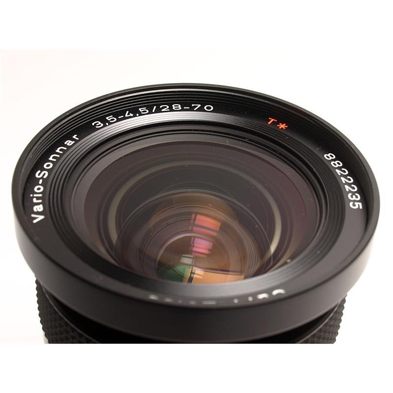 Contax 28-70mm F3.5-4.5 MM Thumbnail Image 1