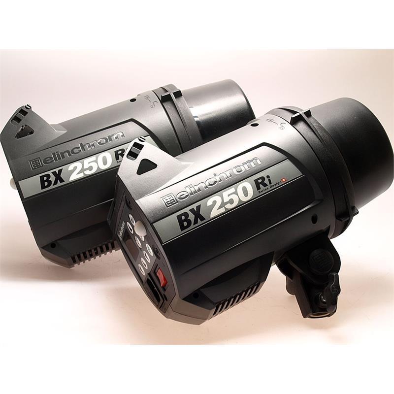 Elinchrom BX250Ri Two Head Kit Thumbnail Image 0