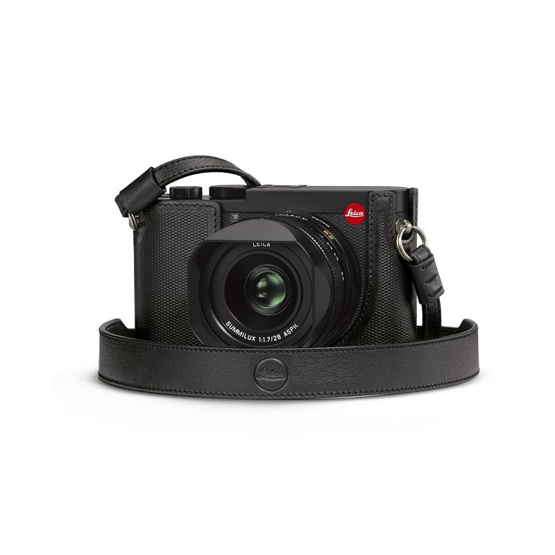 Leica Q2 Carrying Strap 19570 - Black Image 1