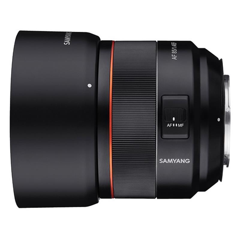 Samyang 85mm F1.4 IF MC Asph - Canon EOS Thumbnail Image 2