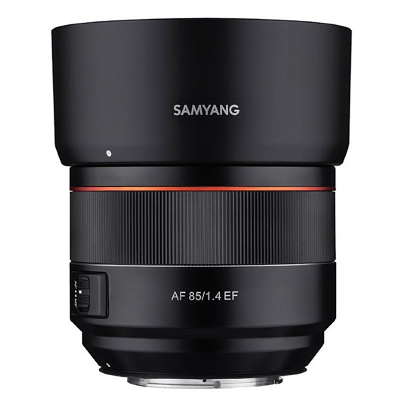 Samyang 85mm F1.4 IF MC Asph - Canon EOS Image 1