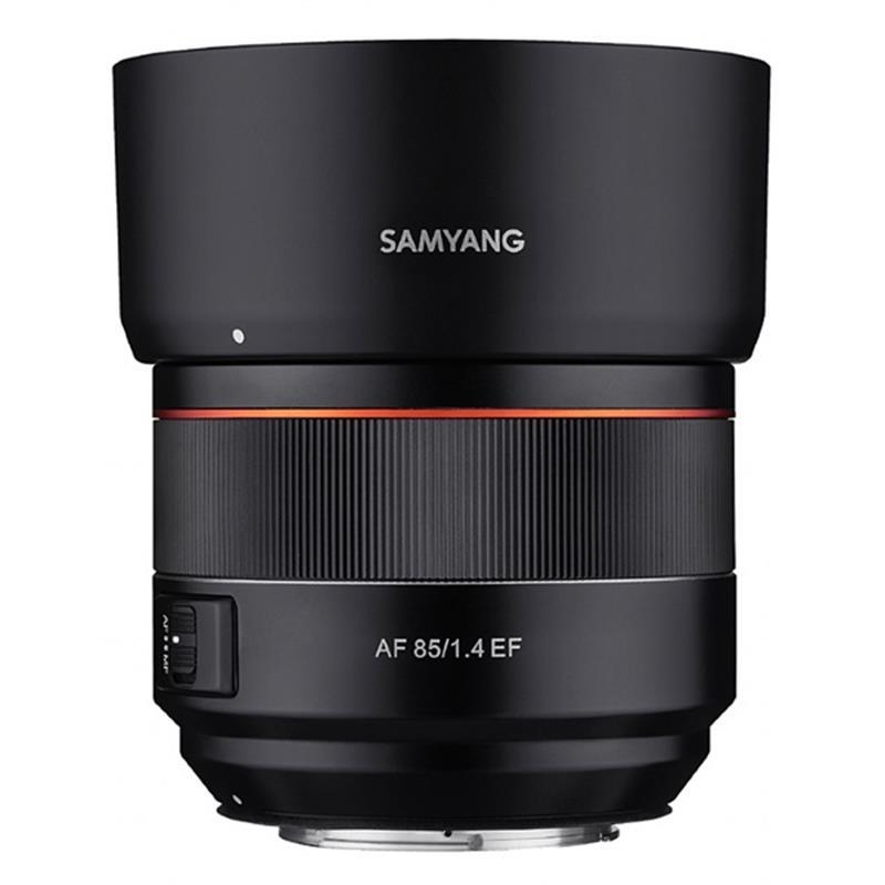 Samyang 85mm F1.4 IF MC Asph - Canon EOS Thumbnail Image 0