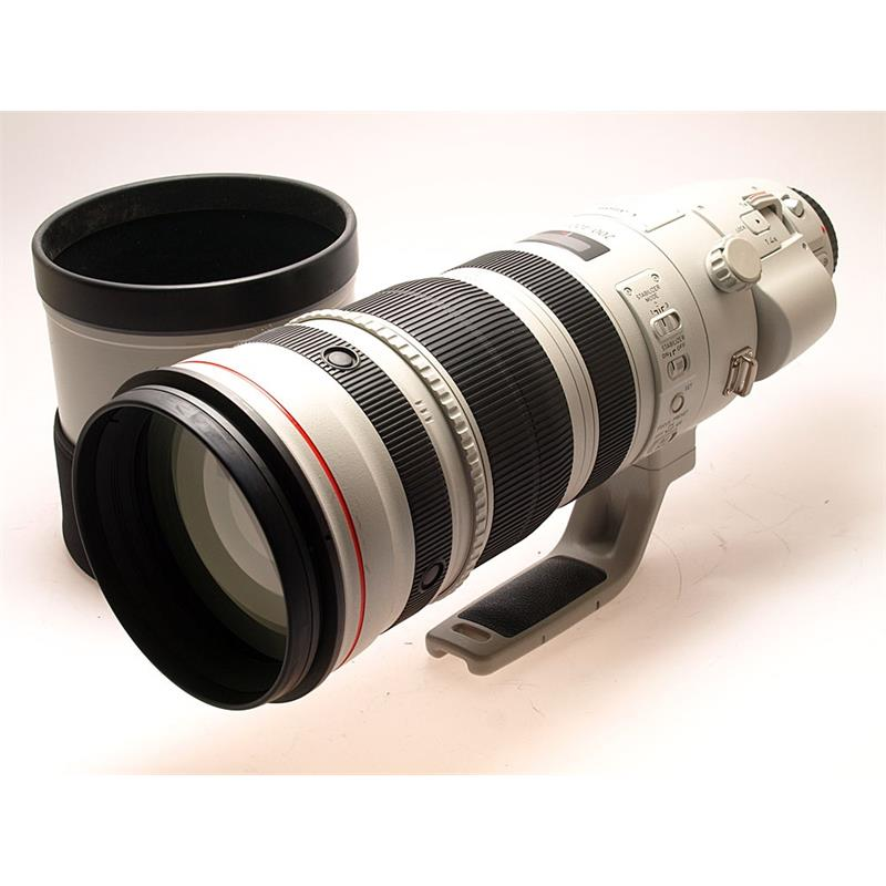 Canon 200-400mm F4 L IS USM with Internal 1.4x Image 1