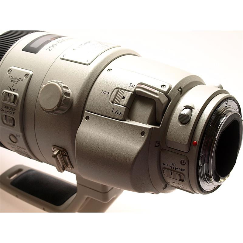 Canon 200-400mm F4 L IS USM with Internal 1.4x Thumbnail Image 3