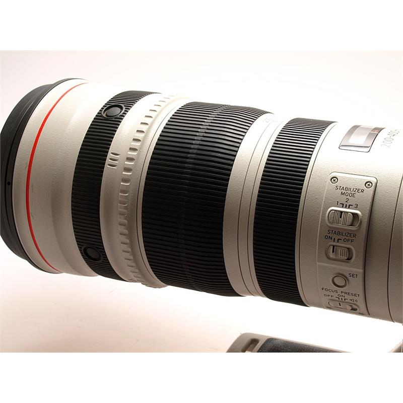 Canon 200-400mm F4 L IS USM with Internal 1.4x Thumbnail Image 4