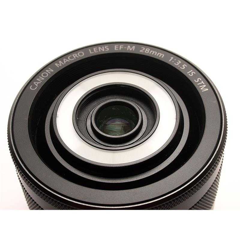 Canon 28mm F3.5 Macro IS STM EF-M Thumbnail Image 1