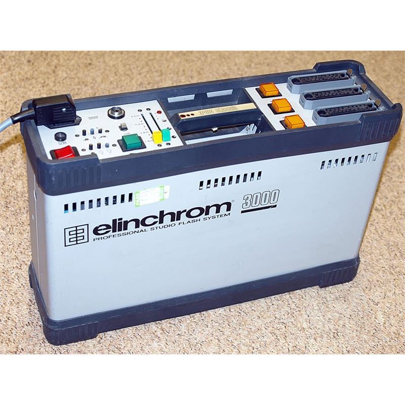 Elinchrom S2 + S2000 Head + 3000 Battery Pack Thumbnail Image 2