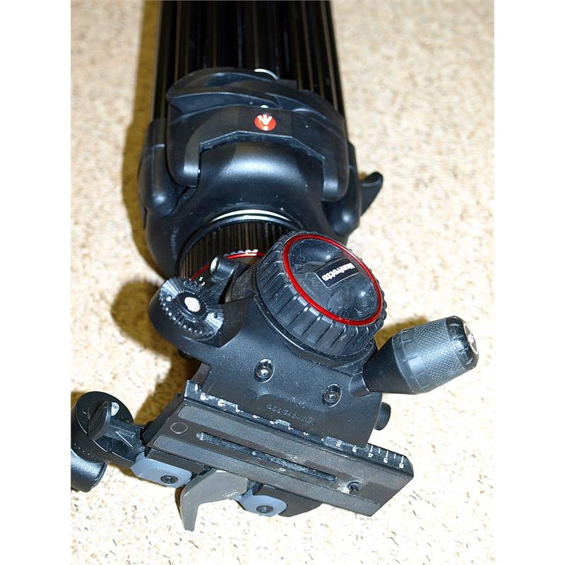 Manfrotto 546B + MTrotech Head + MBAG Thumbnail Image 1