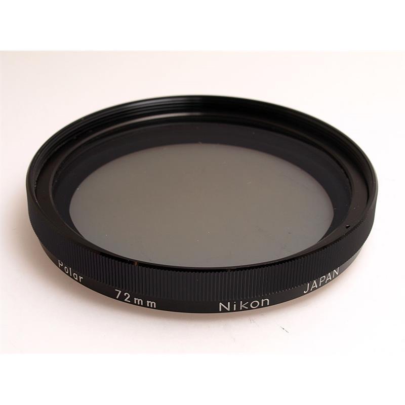 Nikon 72mm Polariser Image 1