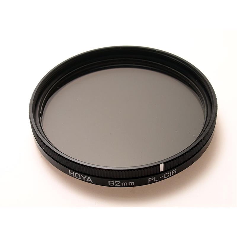 Hoya 62mm Circular Polariser Image 1