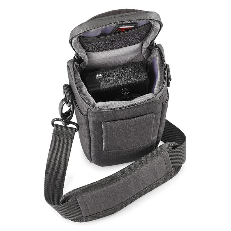 Cullmann MALAGA VARIO CAMERA BAG 100 - Black Thumbnail Image 1