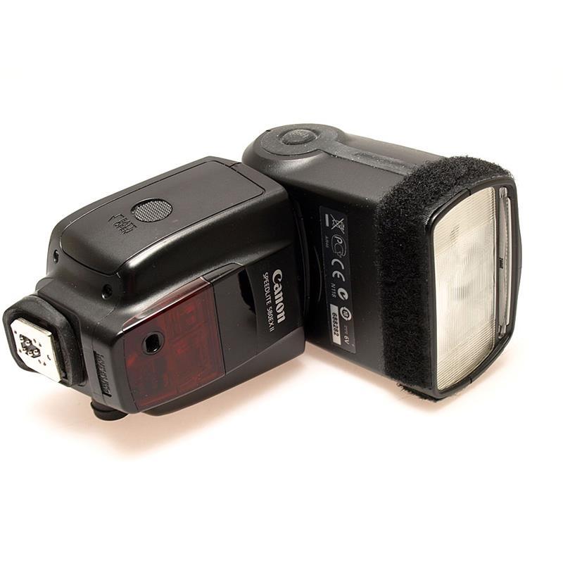 Canon 580EX II Speedlite Thumbnail Image 0