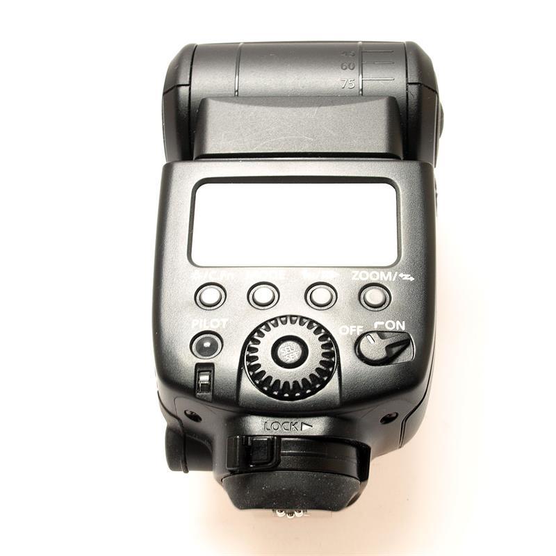 Canon 580EX II Speedlite Thumbnail Image 1