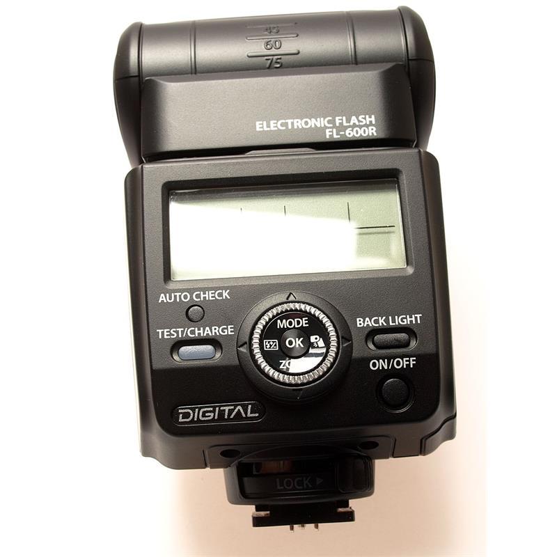 Olympus FL600-R Flashgun Thumbnail Image 1