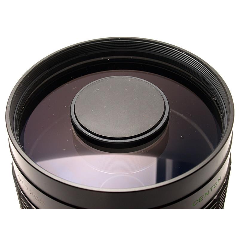 Centon 500mm F8 Reflex - Contax SLR Thumbnail Image 1