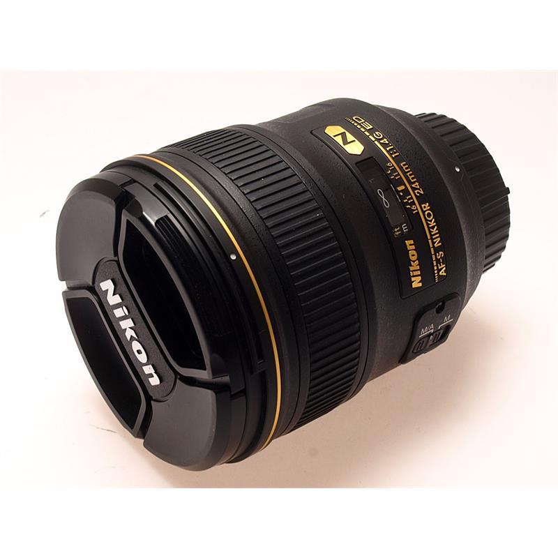 Nikon 24mm F1.4 AFS G ED Thumbnail Image 0