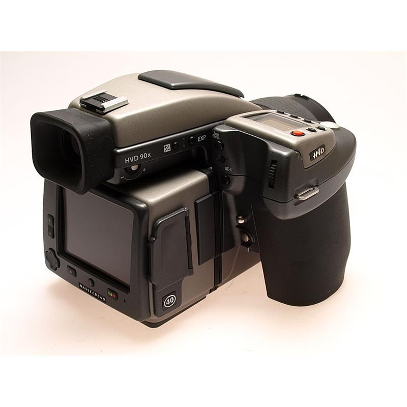 Hasselblad H4D Complete + 40MP Digital Back Thumbnail Image 1