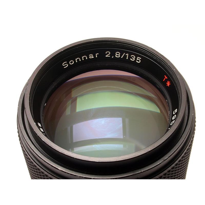 Contax 135mm F2.8 AE Thumbnail Image 1