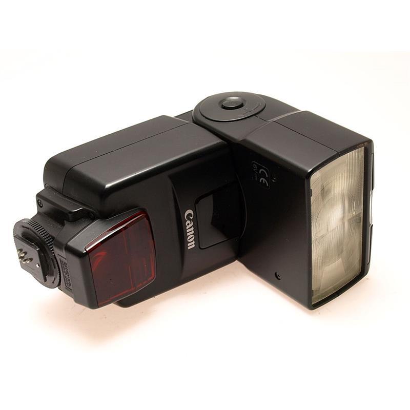 Canon 550EX Speedlite Thumbnail Image 0