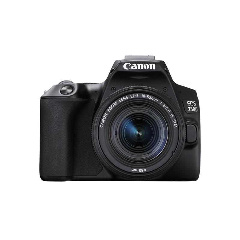 Canon EOS 250D + 18-55mm F4-5.6 IS STM EF-S Image 1
