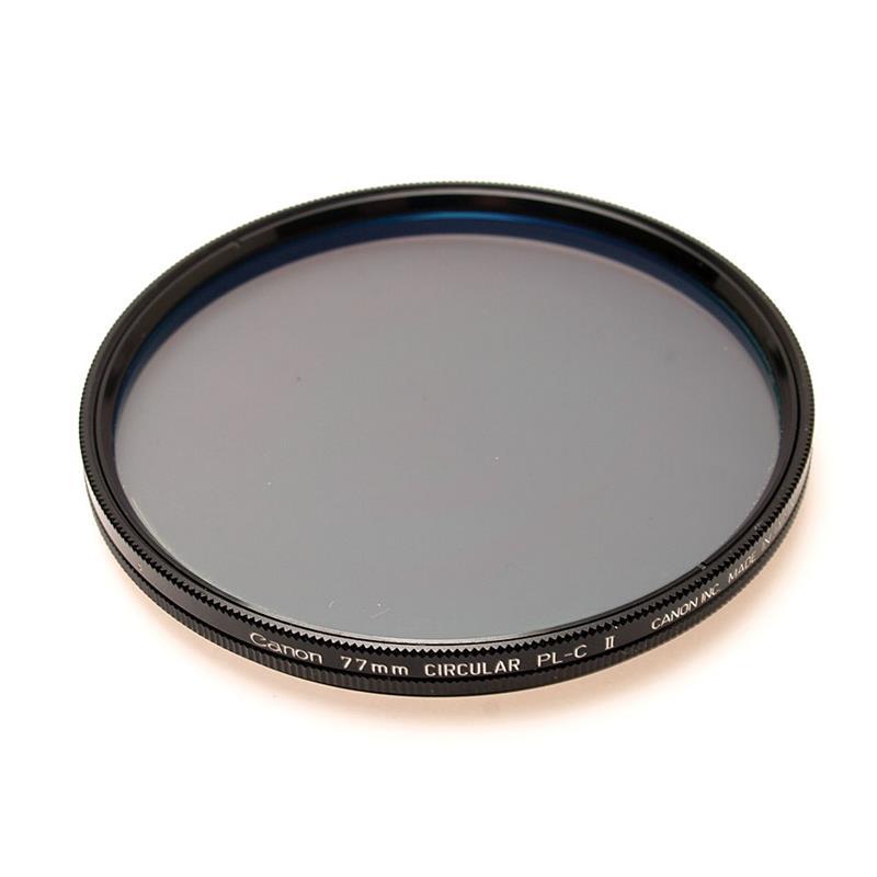 Canon 77mm Circular Polariser PL-C II Image 1