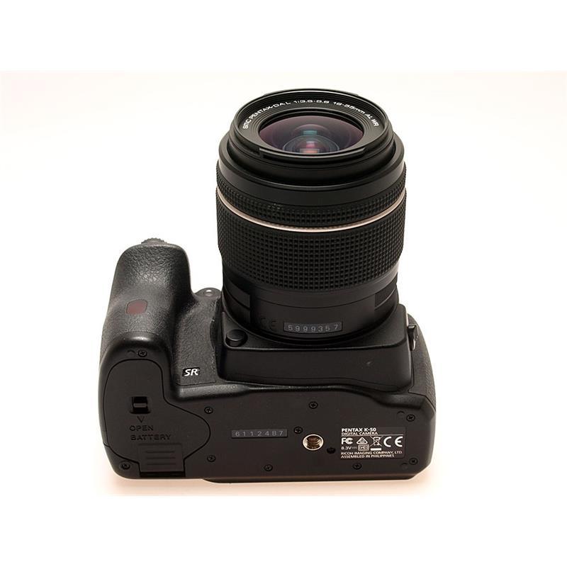 Pentax K50 + 18-55mm Thumbnail Image 2