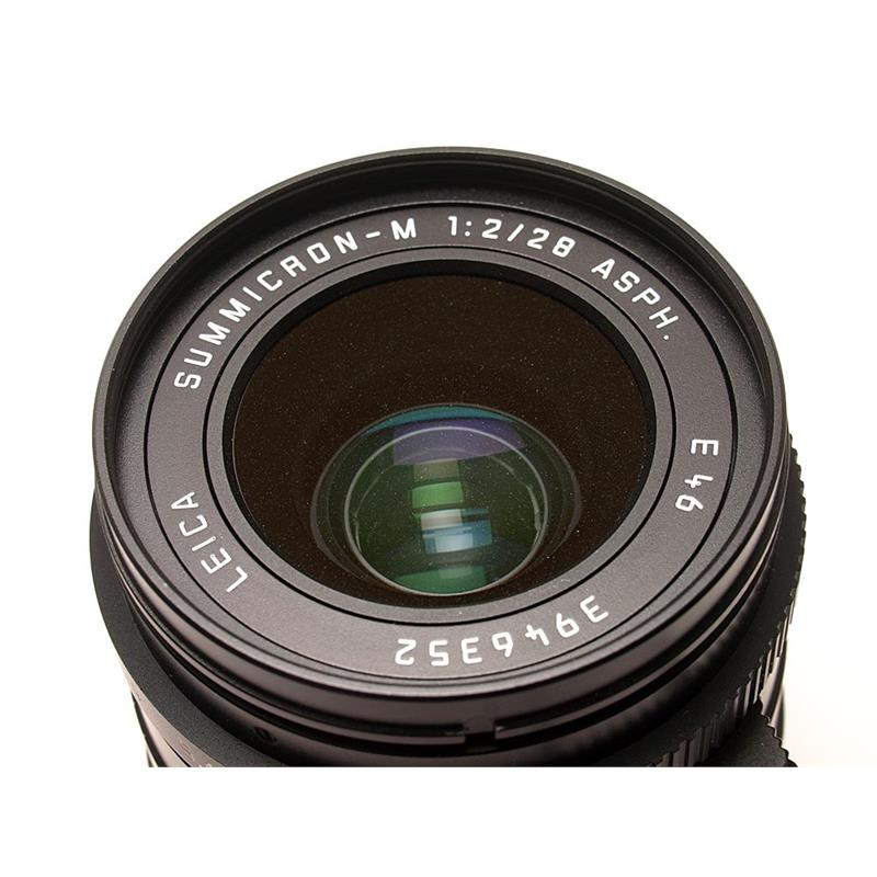 Leica 28mm F2 Asph M Black Thumbnail Image 1