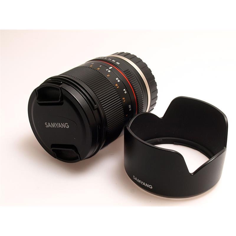 Samyang 21mm F1.4 ED AS UMC CS - Sony-E Thumbnail Image 0