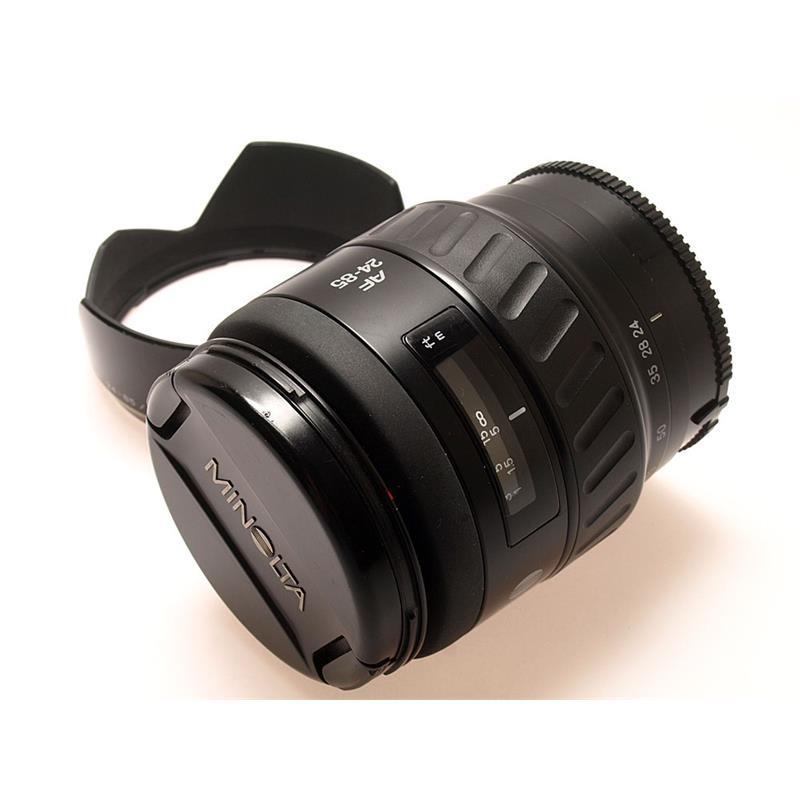 Minolta 24-85mm F3.5-4.5 AF Thumbnail Image 0